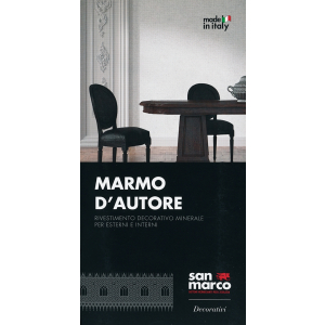 Marmo D'autore farvekort cover